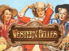Красотки С Запада в казино (демо)