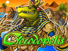 Крокодополис - слот с поощрительными призами от казино Вулкан