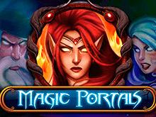 Играйте в игровой автомат Магические Порталы с выводом призов