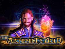 Играйте в игровой автомат Золото Алхимика в онлайн формате